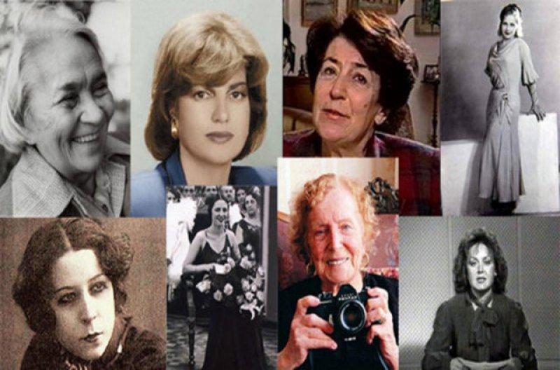 Ilklere Imza Atan Türk Kadınları