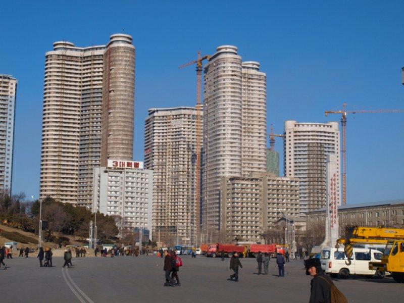 DPRKnın başkenti: Pyongyang 7