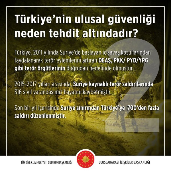 Türkiye'nin ulusal güvenliği neden tehdit altındadır?