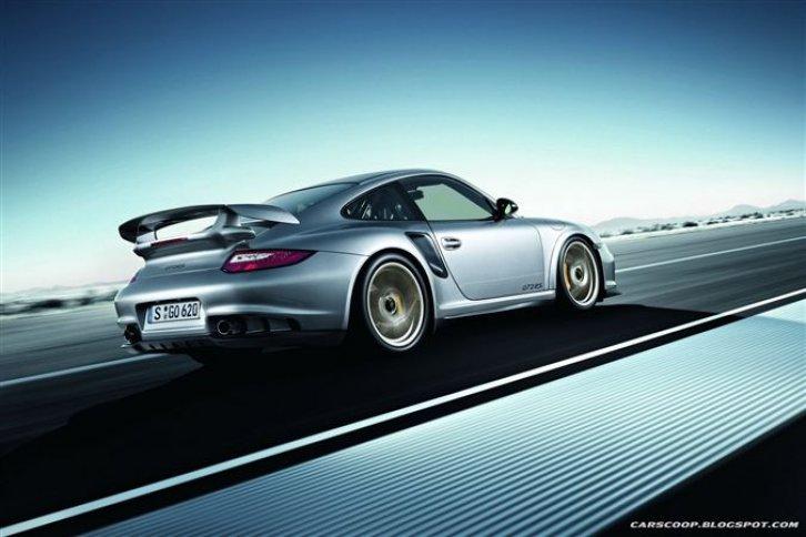 İşte Porsche 911 Gt2 Rs
