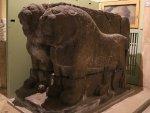 Çift Aslan heykeli müzede sergilenecek