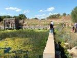 Eflatunpınar Hitit Su Anıtı turistlerin gözdesi oldu