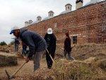 Saray-ı Cedide-i Amire'de kazılar yeniden başladı