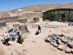 Bilim insanlarını heyecanladıran Ayanis'te kazılar sürüyor