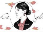 Google'ın Virginia Woolf doodle'ı