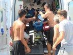 80 yaşındaki kadın Ayvalık'ta denizde boğuldu