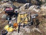 Amasya'da 6 define avcısı yakalandı