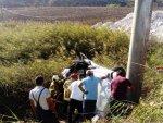 Trafik kazası öğretmen çifti ayırdı: 1 ölü 3 yaralı