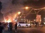 Erbil'de patlama: 1 ölü 3 yaralı
