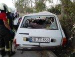 Denizli'de trafik kazası: 6 yaralı