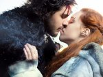 Game of Thrones'un Jon Snow'u ile Ygritte'i evleniyor