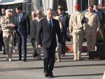Assad wasn't allowed to walk with Putin