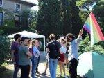 Boğaziçi'nde karma yurtların bölünmesi protesto ediliyor