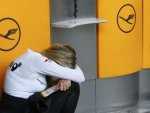 Lufthansa is facing a crisis