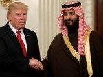 Trump admits that he takes Saudi Arabia's side