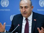 Turkish FM criticized delays in EU funding for Syrian refugees