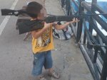 5 yaşındaki çocuk babasını öldürdü