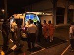 Malezya açıklarında yük gemisinde patlama: 6 yaralı