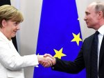 Merkel, Putin discuss Syria, Ukraine over phone