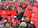 March for fallen WWI soldiers ends in eastern Turkey