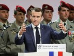 French president keeps supporting YPG terrorists