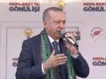 Cumhurbaşkanı Erdoğan Denizli'de konuşuyor