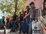 Syrian refugees in Turkey return to their home country