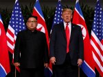 US blames Kim for collapse of Korea summit meeting
