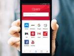 Opera, Android telefonlara ücretsiz VPN hizmeti getiriyor