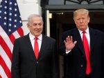 Netanyahu ABD'den Golan tepelerini resmen aldı