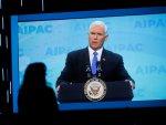 Mike Pence'den Golan Tepeleri açıklaması