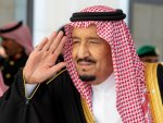 Saudi King Salman receives Libyan military commander