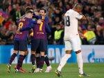 Barcelona Manchester United'a 3 atarak turladı