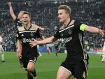 Ajax Şampiyonlar Ligi'nde Juventus'u eledi