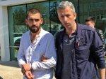 Samsun'da akü hırsızı tutuklandı