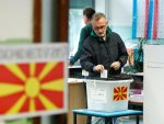 N.Macedonia ends voting in presidential runoff