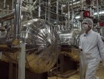 Iran ramps up production of enriched uranium