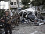 Bombing attack killed five in Afghanistan