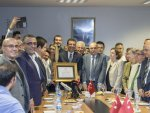 Istanbul Mayor Ekrem İmamoğlu receives certificate of election after rerun polls