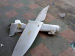 YPG drone downed by Turkis forces in northern Syria