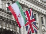 UK urges Iran on staying diplomatic route