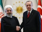 Iranian leader asks for help from Turkey