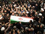 Thousands mourn top commander Soleimani in Iran