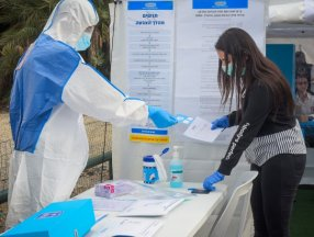 Coronavirus death toll in Israel continues to spike