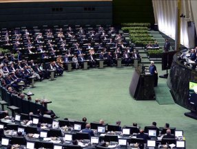 Iranian lawmakers sign letter to summon Rouhani