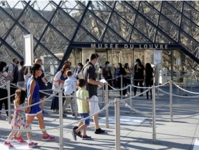 France's Louvre reopens after four-month closing