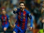 Camp Nou'da Messi resitali