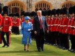 Trump'tan Kraliçe Elizabeth tavrı