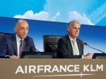 Batağa sürüklenen Air France'da istifa geldi