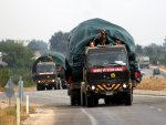 Turkey deploys more military equipment to Syrian border